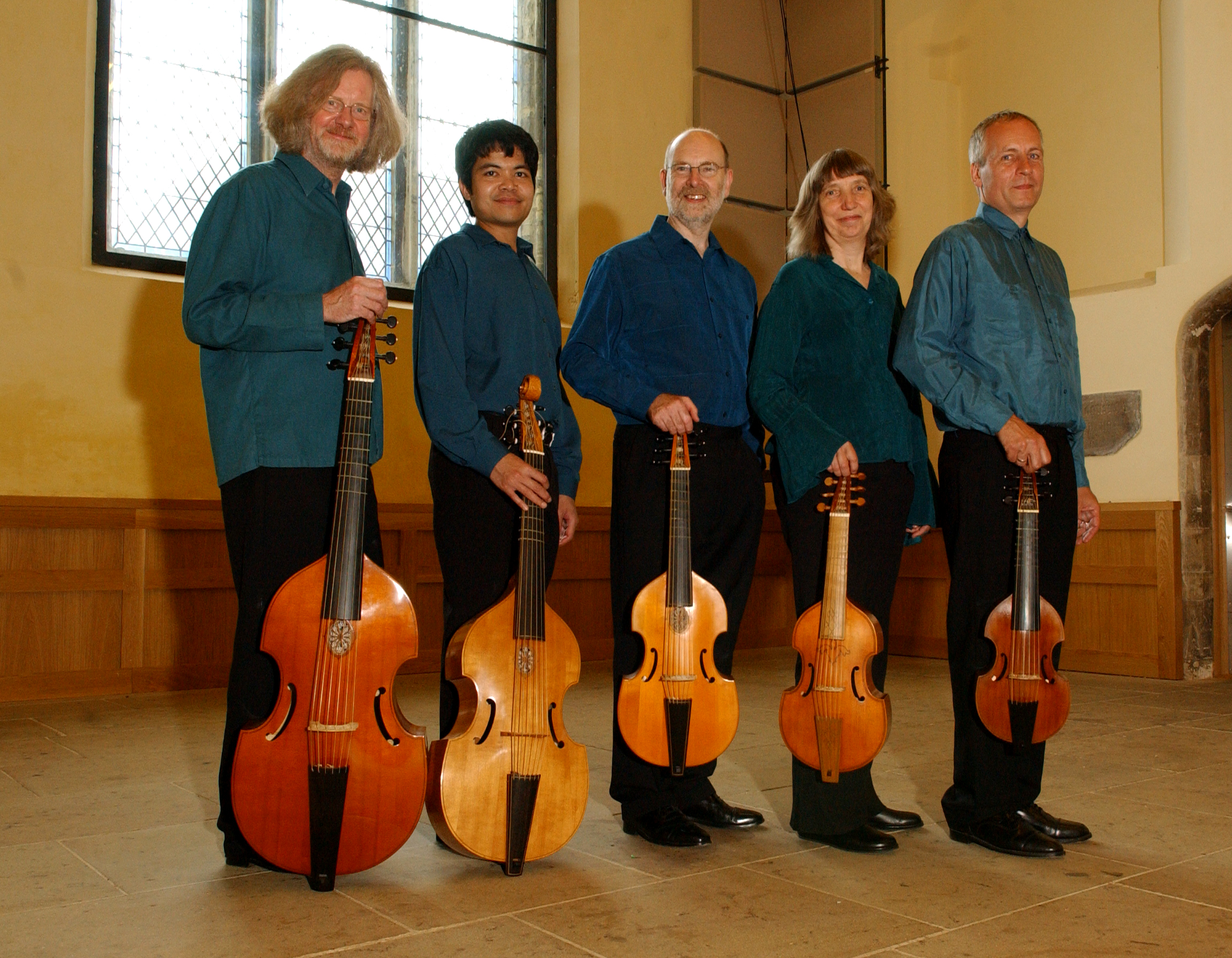Photo: The Rose Consort of Viols (United Kingdom)